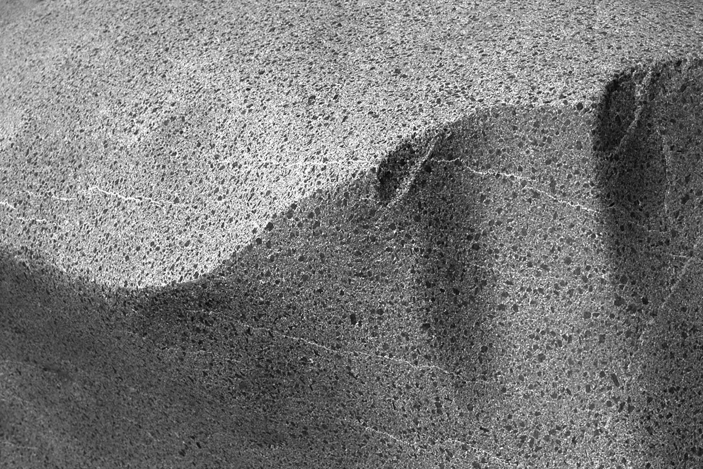 Stein . La Palma . 2000 (Fotografie: Andreas Kuhrt)