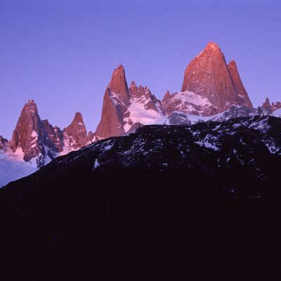 Fitzroy . Patagonien . 2004 (Foto: Andreas Kuhrt)