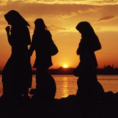 Mädchen . Istanbul . Türkei . 2009 (Foto: Andreas Kuhrt)