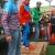Siegerehrung Riesentrail (Männer): Andreas Neuwald (2), Benjamin Sperl (1), Victor Silberer (3) . Suhl Simson Gewerbepark . Südthüringentrail 2017 (Foto: Andreas Kuhrt)