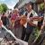 Musikanten: Freunde der Waldzither . Dorffest 700 Jahre Suhl-Neundorf . 09.06.2018 (Foto: Andreas Kuhrt)