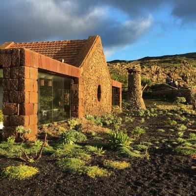 Mirador de la Peña: Aussichtspunkt von César Manrique . El Hierro . Kanarische Inseln 2018 (Foto: Manuela Hahnebach)