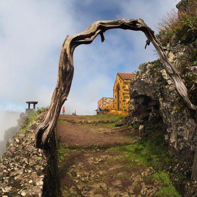 Camino de Jinama: Ermita de la Caridad . El Hierro . Kanarische Inseln 2018 (Foto: Andreas Kuhrt)