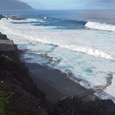 La Maceta: Meeresbad . El Hierro . Kanarische Inseln 2018 (Foto: Andreas Kuhrt)