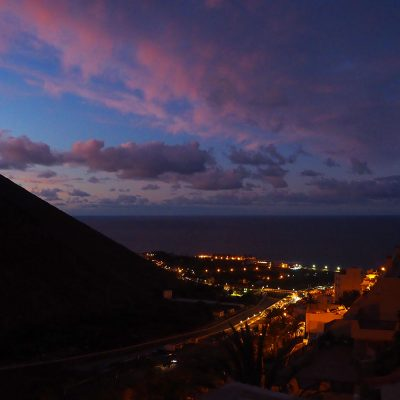 """Ausblick """"Buena Vista"""" in La Calera . Valle Gran Rey . La Gomera . Kanarische Inseln 2018 (Foto: Andreas Kuhrt)"""