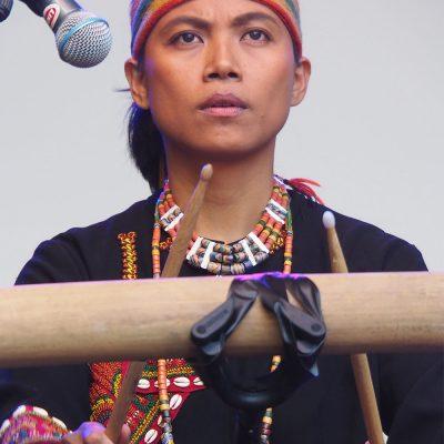 Rudolstadt-Festival 2019: Small Island Big Song: Tai Siao-chun (Sauljaljui) (Foto: Andreas Kuhrt)
