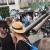 Rudolstadt-Festival 2019: Musikmaschine auf dem Marktplatz (Foto: Andreas Kuhrt)