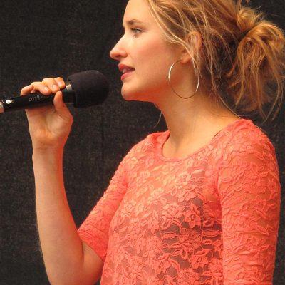 Lisa Lestander . Kraja (Schweden) . TFF . Rudolstadt . 2011 (Foto: Andreas Kuhrt)