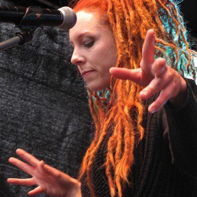 Maria Franz . Euzen (Dänemark) . TFF . Rudolstadt . 2011 (Foto: Andreas Kuhrt)