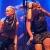 Jupiter & Okwess: Tanz auf der Bühne . Rudolstadt-Festival 2017 (Foto: Manuela Hahnebach)