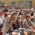 Große Bühne Heidecksburg . Publikum bei Bella Ciao . Rudolstadt-Festival 2018 (Foto: Manuela Hahnebach)