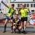 Südthüringentrail 2018 . Im Simson-Gewerbepark im Ziel: Franziska Söffner, Kati Apel, Josephine Zöllner