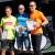 Südthüringentrail 2018 . Siegerehrung: Heldentrail Master Men: 2. Jens Sperlich, 1. Frank Roth, 3. Kai Malzahn