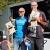 Südthüringentrail 2018 . Siegerehrung: German Trailrunning Cup: Ultra Cup Männer: 1. Frank Rothe, 3. Marcel Bilek