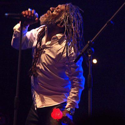 Winston McAnuff (Jamaika/Frankreich) . TFF . Rudolstadt . 2014 (Foto: Andreas Kuhrt)