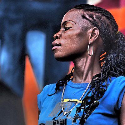 Kaya Baikoko (Tansania) . TFF . Rudolstadt . 2014 (Foto: Andreas Kuhrt)