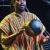 Ayuune Suley (Sinyaka, Kologo, Gesang) . King Ayisoba (Ghana) . Rudolstadt Festival . 2016 (Foto: Andreas Kuhrt)