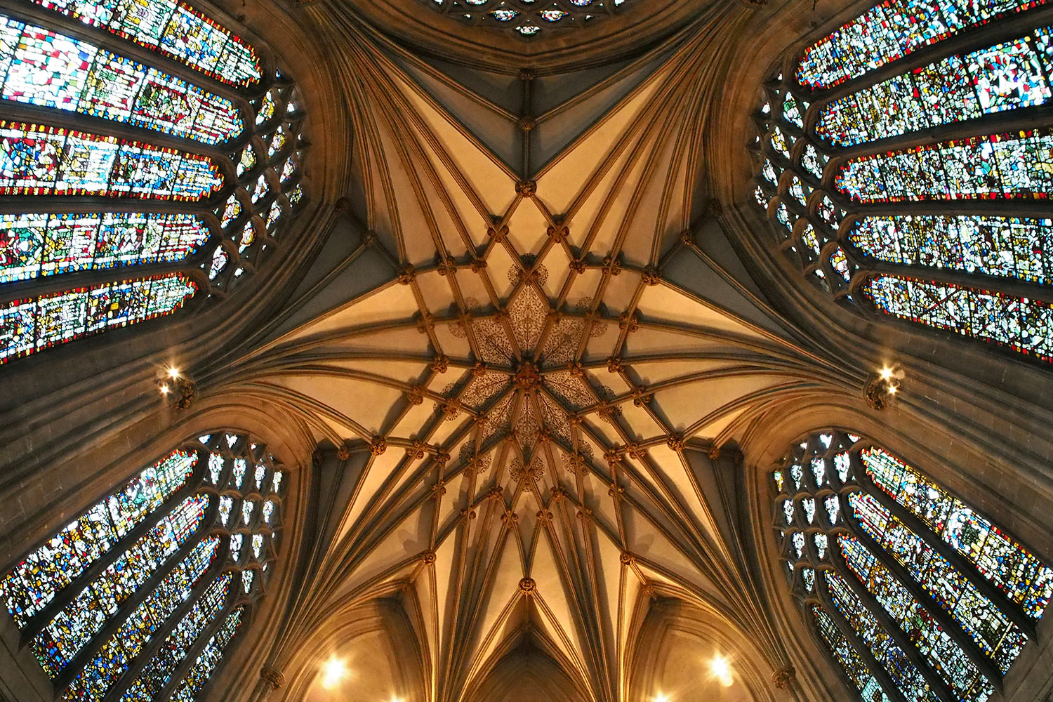 Lady Chapel (Marienkapelle) . Wells Cathedral St. Andrew . Somerset . Südengland (Foto: Andreas Kuhrt)
