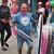 Shaun Boundy, Surffreak vom Trebarwith Strand Surf Shop . Cornwall . Südengland (Foto: Andreas Kuhrt)