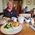 Restaurant im Lanhydrock House . Cornwall . Südengland (Foto: Andreas Kuhrt 2016)