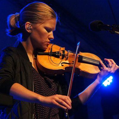 Maarja Nuut (Estland) . Rudolstadt-Festival 2018 (Foto: Andreas Kuhrt)
